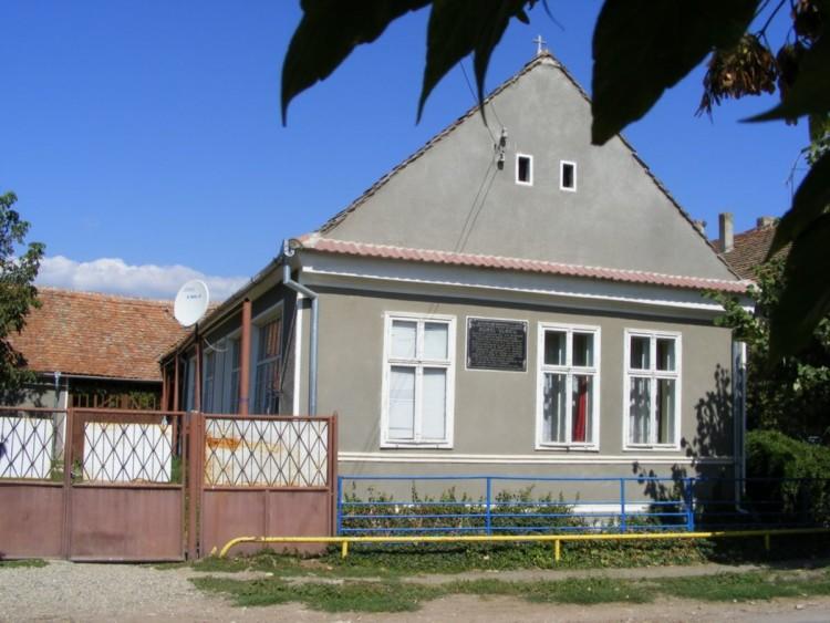 Casa memoriala Aurel Vlaicu