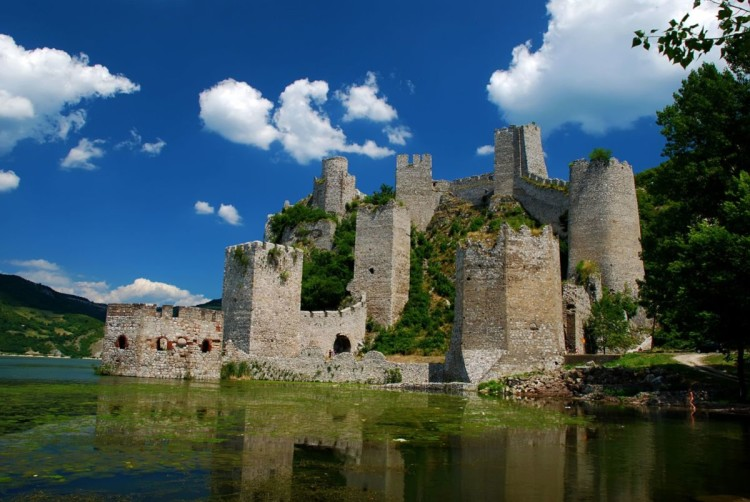 Cetatea Golubac Serbia 10