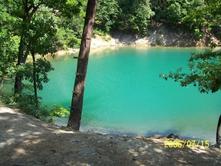 Lacul Albastru din Maramures 4