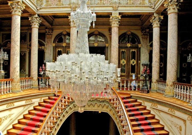 Palatul Dolmabahce Turcia