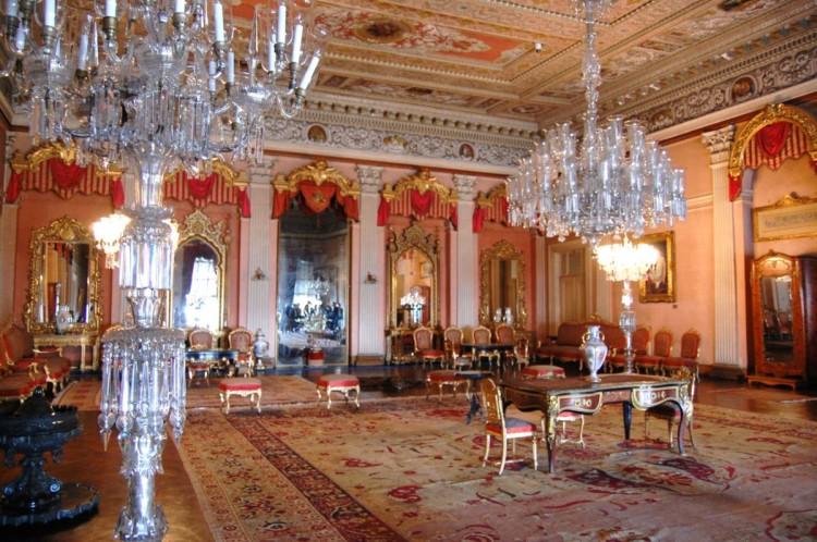Palatul Dolmabahce 10