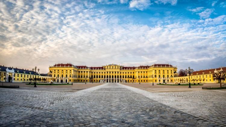 Palatul Schonbrunn Austria 27