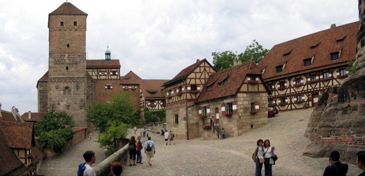 Ce Poți Vedea In Nurenberg Orașul Adus Pe Harta Lumii De